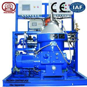 Buy cheap Unit Type Separator - Centrifuge Diesel Engine Oil Separator Machine product