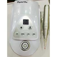 Buy cheap PUP Digital Permanent Makeup Machine For Lip / Eyebrow Tattoo Variable Speed from wholesalers