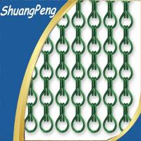 Buy cheap decoration mesh metallic from wholesalers