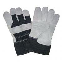 Buy cheap Custom logo synthetic leather work glove ZMA0333 from wholesalers