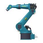 Buy cheap SOOYEE Servo Motor Mig Welding Robot C02 Arc Robotic Welding Arm from wholesalers