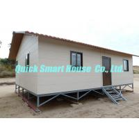Buy cheap Sandwich Panel Prefabricated House , Simple Custom Modular Homes from wholesalers