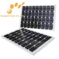 Buy cheap 135W Mono Solar Panel product