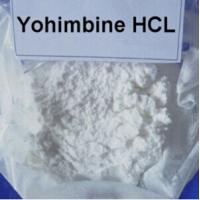 Buy cheap Natural Sexual Enhancer Yohimbine HCl Sex Drugs CAS 65-19-0 White Powder from wholesalers
