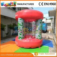 Buy cheap Advertisng Inflatable Money Machine / Inflatable Crash Cube for Promotion from wholesalers