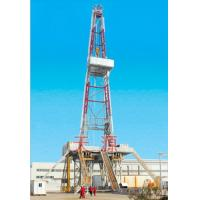 Buy cheap 5000m Onshore Drilling Rig for Oil Well from wholesalers