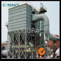 Metal Melting Industrial Dust Collection System for 15 Tons Electronic Furnace