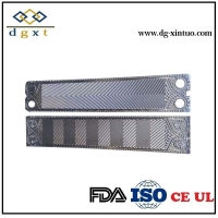 Buy cheap  				Gea Nt50X Heat Exchanger Plate for Gasket Heat Exchanger 	         from wholesalers