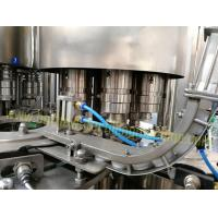 Buy cheap Liquid Bottle Filling Machine, Machinery Required For Mineral Water Plant product