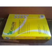 Buy cheap IK YELLOW A4 PAPER 80GSM 450 SHEET/REAM.10 REAMS/BOX $1.00USD from wholesalers