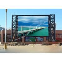 Buy cheap Easy Maintenance Led Wall Rental / Led Panel For Advertising 250mm×250mm from wholesalers