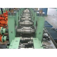 Buy cheap 75KW Straight Seam Welded Stainless Steel Tube Mill VZH-32 0.5 - 1.75 mm For Gas Pipes from wholesalers