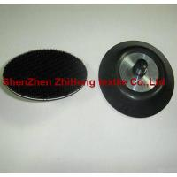 Buy cheap 3M brand sticky grinding hook loop buffer pads from wholesalers