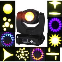 Buy cheap 230w 7r Stage LED Disco Lights / Club disco Light Beam Moving Head Effect from wholesalers