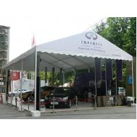 Buy cheap 10x15m Elegant Square Tube Exhibition Tents Rain Proof High Peak Marquee from wholesalers
