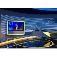 Buy cheap Alluminum Nation Star LED Advertising Screen For Studio Room Background from wholesalers