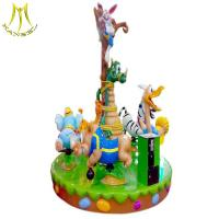 Buy cheap Hansel  coin operated amusement kiddie rides for rent wooden toys kiddy rides from wholesalers