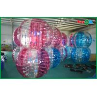 Buy cheap Sumo Bumper Ball Inflatable Sports Games , Giant Bubble Football Equipment For Adult from wholesalers