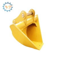 Buy cheap Trapezoid Bucket V Ditch Bucket for PC200 Ditch Bucket for Different Brand of Excavator from wholesalers