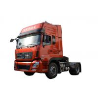 Buy cheap Dongfeng Tractor Head Truck 375HP 6X4 10 Wheeler Truck LHD RHD GCC Approved from wholesalers