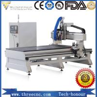 Buy cheap OEM Manufacturing High Quality CNC router machine 2030D. THREECNC from wholesalers
