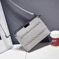 Buy cheap New Design Shoulder Bag Women Messenger Bag Classical Style Quilted Pu Leather Shell Handbag from wholesalers