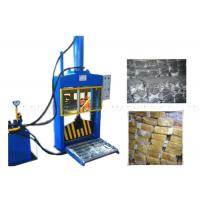 Buy cheap 5.5KW Automatic Rubber Cutting Machine Easy Operate With Pneumatic Feed from wholesalers