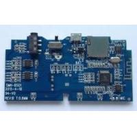 Buy cheap PCB 2 Layers Rigid Board Fr4 1mm Gold Finished pcb board assembly from wholesalers