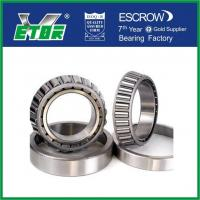 Buy cheap Vetor Sealed Tapered Roller Bearings Metal Cage Auto Parts Chrome Steel Material from wholesalers