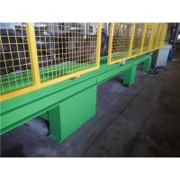 Buy cheap Deck Floor Cold Roll Forming Machine / Green Rolling Forming Machine from wholesalers