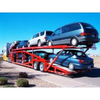 Buy cheap Customized TITAN vehicle car carrier trailer Steel 2 Axles , 3 Axles from wholesalers