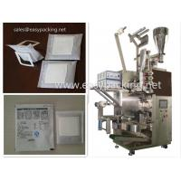 Buy cheap Price Drip Coffee Bag Packing Machine,coffee packing machine with inner bag and envelope,n from wholesalers