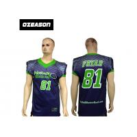 Buy cheap Hotsale fashion youth sublimated custom america football jersey soccer team uniforms from wholesalers