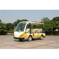 Buy cheap 3 KW 48V Motor Electric Passenger Bus Battery Operated Brake Drum Technology from wholesalers