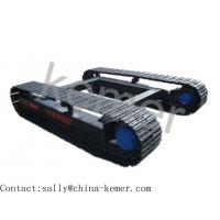 Buy cheap Crawler Track Undercarriage/For Drilling Machine Crawler Track Undercarriage from wholesalers