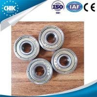 Buy cheap High Speed Deep Groove Ball Bearings with Open ZZ RS 2Z 2RS Seals Type from wholesalers