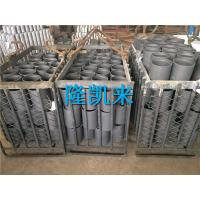 Buy cheap API 5CT/5B buttress thread connection4-1/2size 127mm j55/k55/l80/p110/l80-13cr material casing coupling from wholesalers