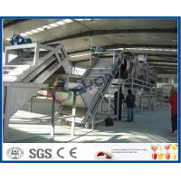 Buy cheap SUS304 / SUS316L Complete Apple Processing Line , Fruit Juice Equipment from wholesalers