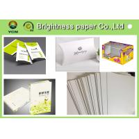 Buy cheap 230gsm Hard Paper Sheets , Ivory Printer Paper For Wedding Invitations from wholesalers