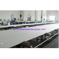 S31254 Thickness 2.11mm Duplex Stainless Steel Pipes For Pollution Control Equipment for sale
