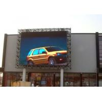 Buy cheap P10mm Led Illumination Panel Electronic Advertising For Outdoor Business Video Show from wholesalers