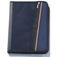 zippered diary cover/ file folder