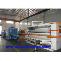 Buy cheap Full Auto Box Drawing Facial Tissue Production Line With Paper Cutting Machine from wholesalers