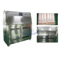 Stainless Steel Material Climatic Test Equipment / UV Weathering Aging Test Machine