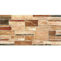 Buy cheap 300*600mm exterior ceramic wall tile culture stone porcelain tiles for villa decorative from wholesalers