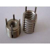 Buy cheap China fastener manufacturer stainless steel screw thread coils insert from wholesalers