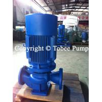 Buy cheap Tobee™ Vertical Inline Hot Water Circulation Pump from wholesalers