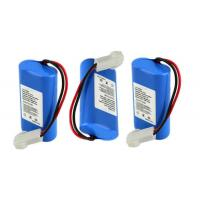 Buy cheap Li Ion Rechargeable Lithium Batteries 2S1P For Medical / Shaver , Environment Friendly from wholesalers