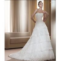 Buy cheap Lace Wedding Gown from wholesalers