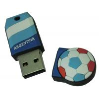 Buy cheap Promotion gift soft plastic football usb flash (MY-U191) from wholesalers